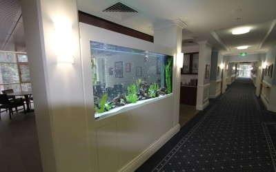 large Inbuilt Tank - After